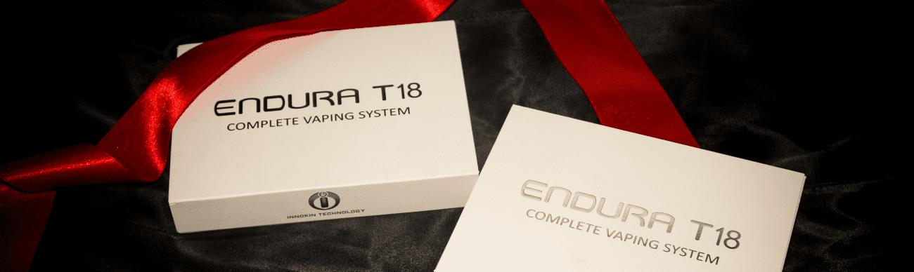 Innokin Endura T18 Display box