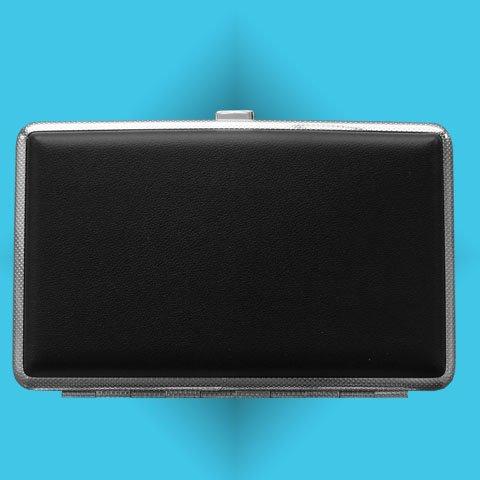 Mini E-Cig Case Black