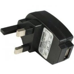 AC USB IRE/UK Plug