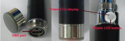 eGo USB Battery