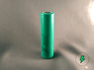 Samsung 25R(5) Green 18650 Battery Cell
