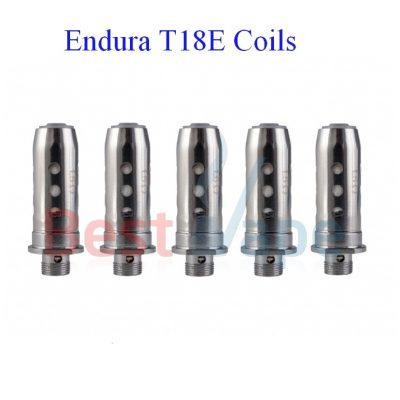 Endura T18E-T22E Coils-5pk