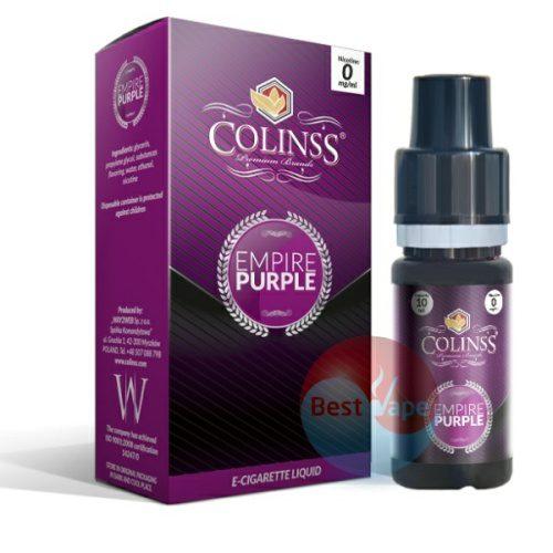 ColinsS Empire Purple E-Liquid