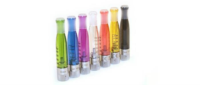 iClear Dual Coil Clearomizer