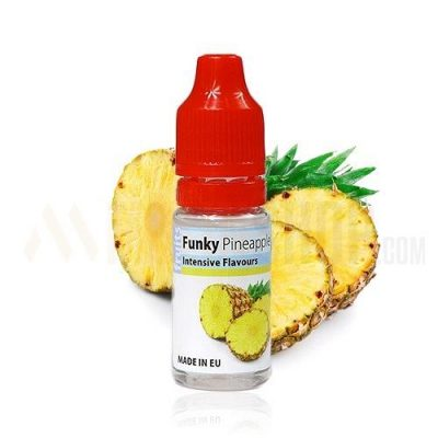 10ml Molinberry Pineapple Flavour Concentrate E-Liquid
