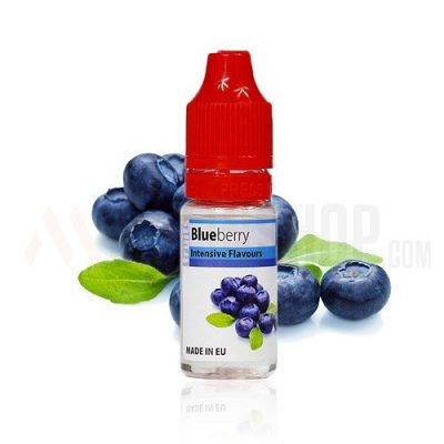 10ml Molinberry Blueberry Flavour Concentrate E-Liquid