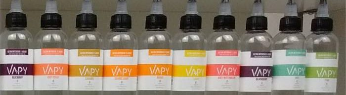 VAPY 80ml - All Flavours 3