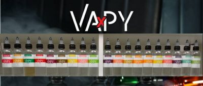 VAPY 80ml - All Flavours 1