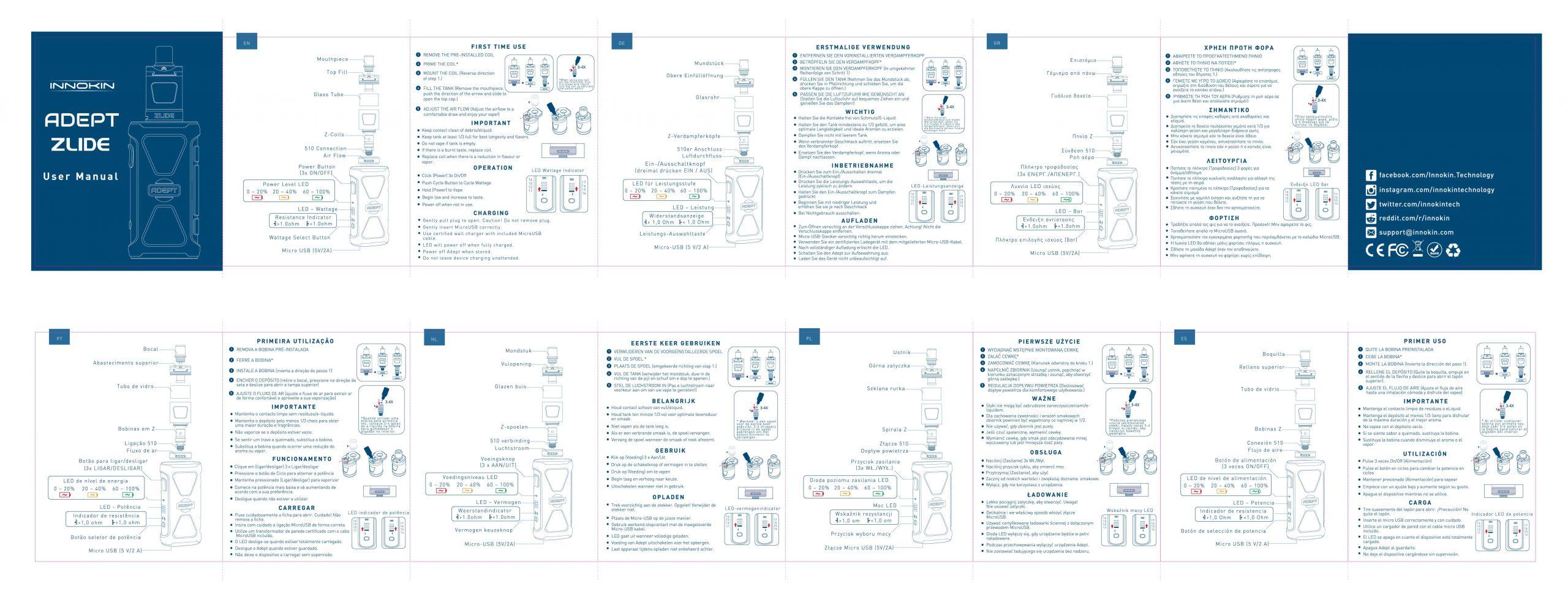 Adept-International-User-Manual