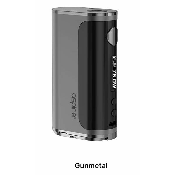 Aspire Glint Mod - Gun Metal