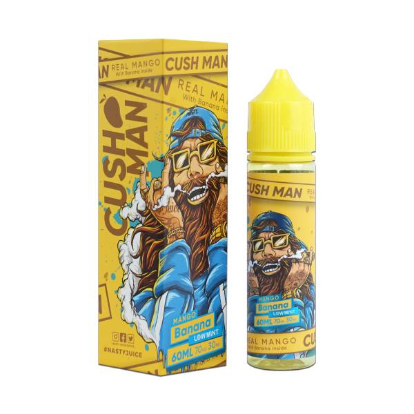 Nasty Juice Mango Banana