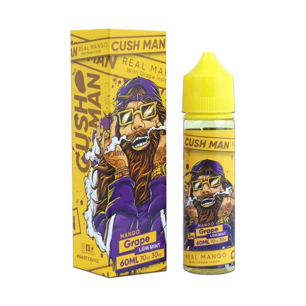 Nasty Juice Mango Grape