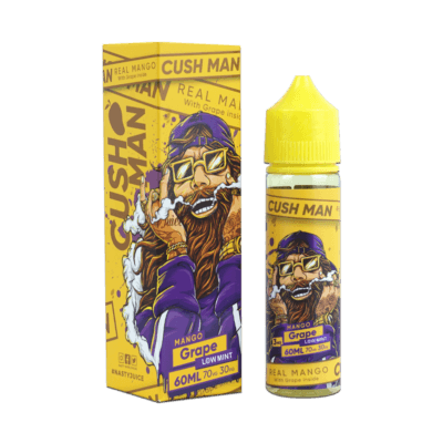 Nasty Juice - Mango Grape