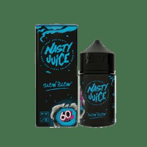Nasty E-Liquid - Slow Blow