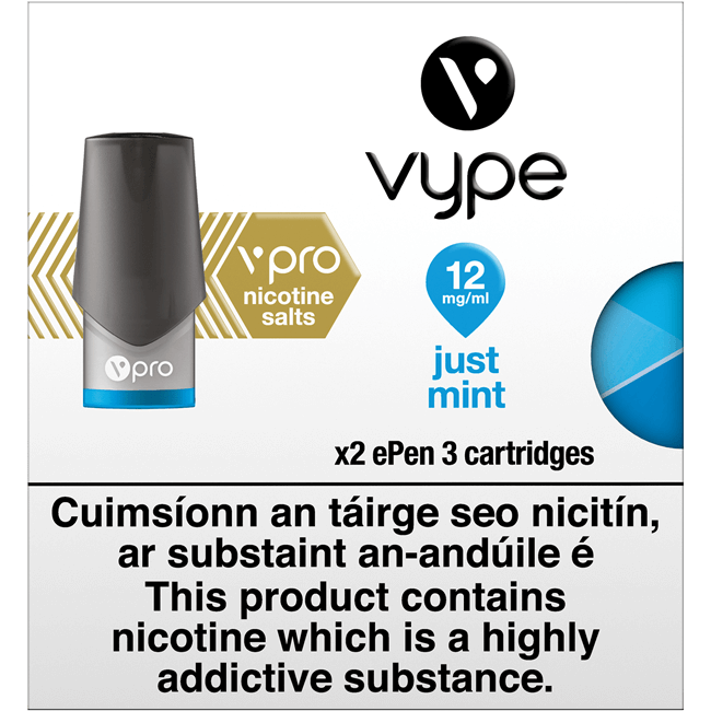 Vype Just Mint Cartridge