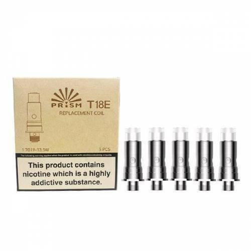 Innokin T18E Pro Coils 5pk